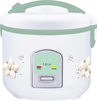 china 1.8 liter 700w electric deluxe shape cheap rice cookers