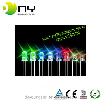 3mm 5mm 8mm 10mm Emitting LED Diode,factory direct sale