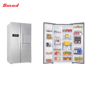 482L No Frost Side By Side Fridge Refrigerator With Mini Bar