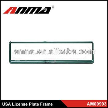 Car Accessories Custom\\cute\\metal\\alloy License Plate Frames Factory ...