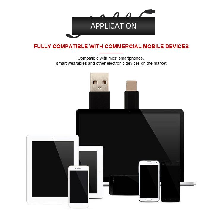 2019 Nieuwe Ontwerp 90 Graden Gevlochten Snel Opladen Micro Usb-oplaadkabel Data Kabel Voor Android Smart Telefoon