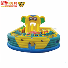 Kule halloween used bouncy castles with blower for sale