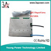 24S 72V 80A/160A lifepo4 battery packs bms ev battery protect Circuit board pcm pcb balance equalizer with light