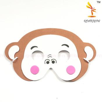 Eva Cartoon Monkey Sexy Party Mask