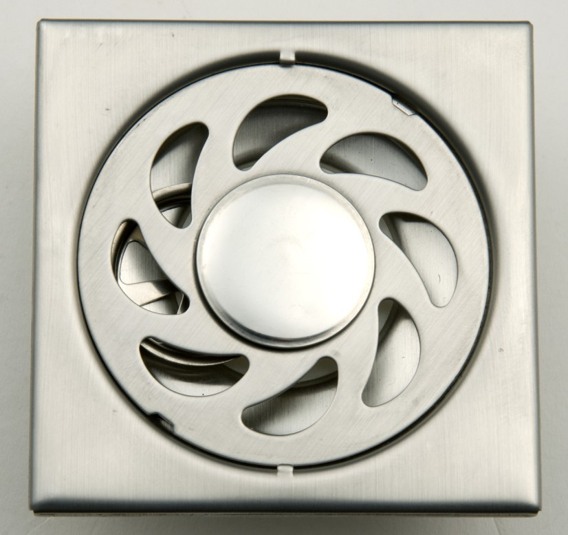 Cheap Bathroom Rectangular Basement Floor Drain Check Valve