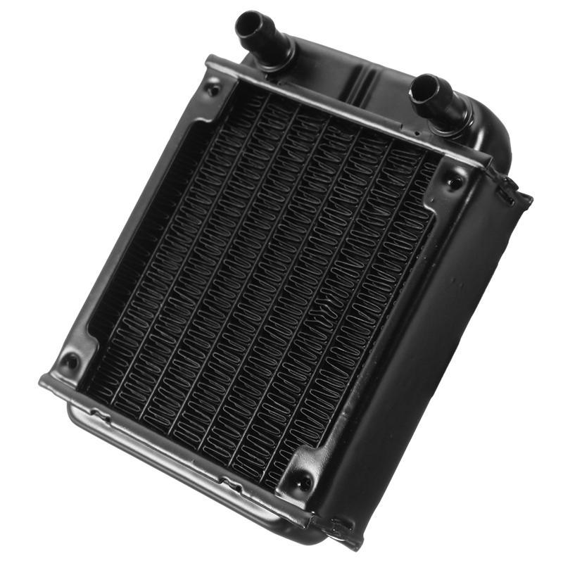 80mm Aluminum Exchanger Computer Radiator Water Cooling