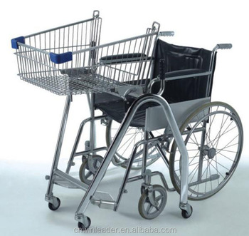 Old people shopping cart/shopping trolley for disabled people