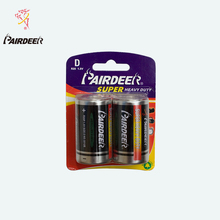 PAIRDEER private label <span class=keywords><strong>r20</strong></span> <span class=keywords><strong>bateria</strong></span> extra pesados 1.5 v