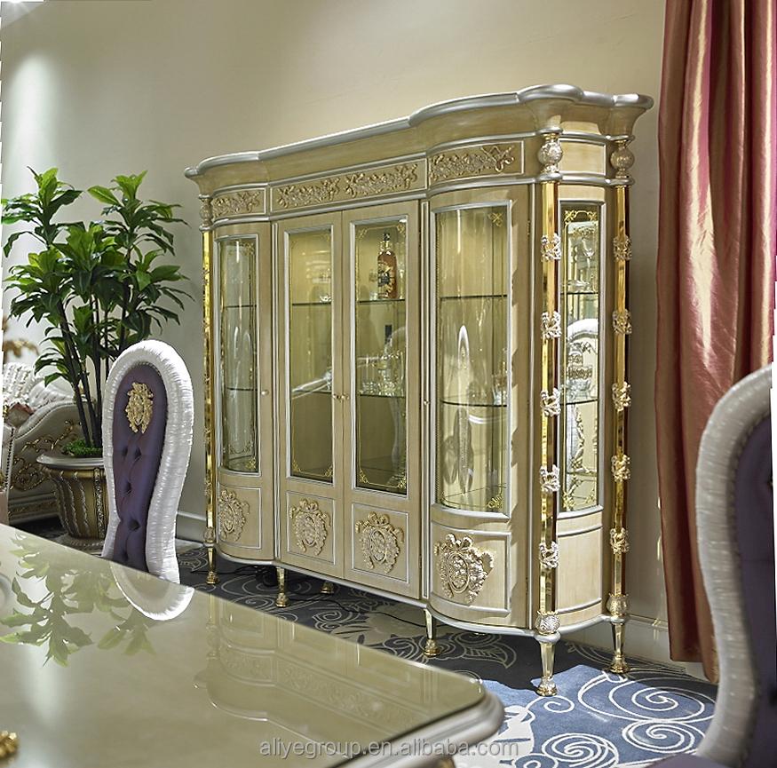 Gdm014 luxury classica royal barocco poltrona sedia da - Mobili in stile francese ...