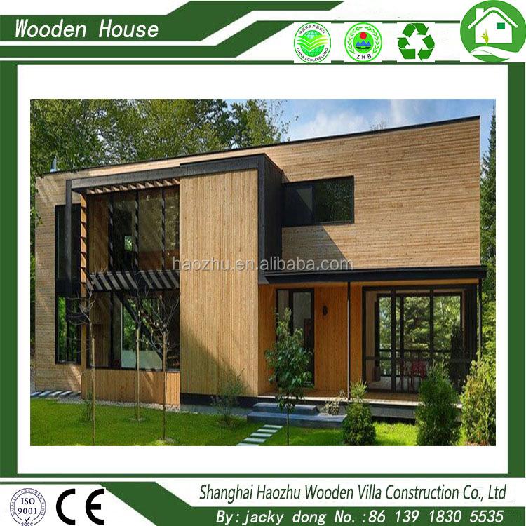 Moderne préfabriqué chalet kit chine d\'été maison conceptions ...