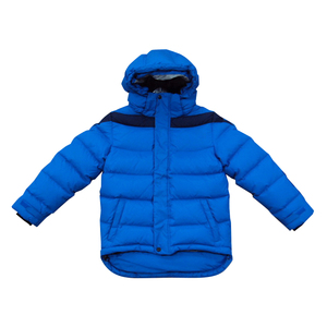 Wholesale ladies winter clothes for women, custom duck down waterproof quilted padded winter coat women
