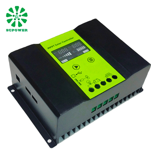 Top Quality home solar system DC 12V 24V 48V 30A price mppt solar charge controller