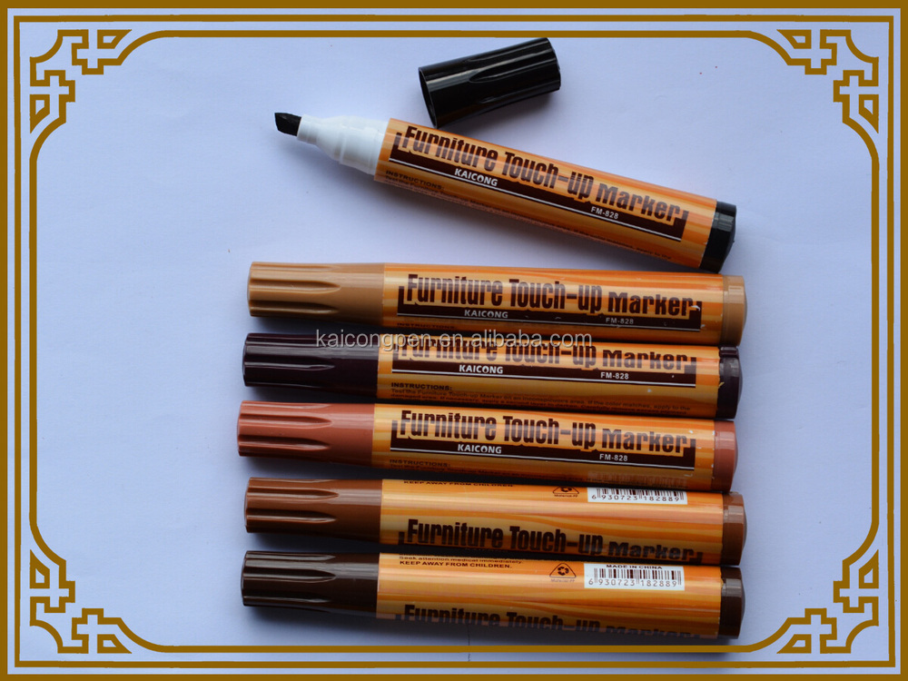 Kaicong Fm-828 Repared Markers Wood Pen Furniture Touch-up