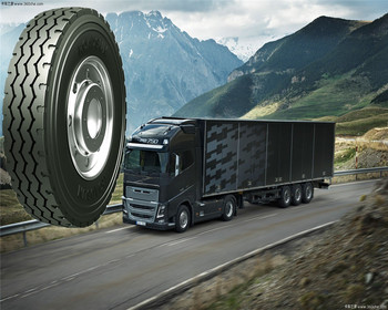 Hoting Factory Container Load New 18 Wheeler Truck Tire