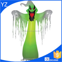Haunted Ghost With Light Outdoor Halloween Decoration