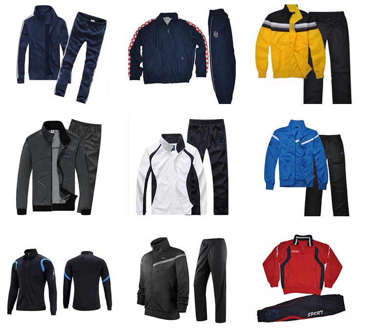 High quality sport tracksuit for men