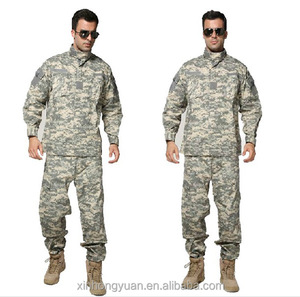 New urban digital camouflage printing ACU military uniforms,army cotton training man military uniforms