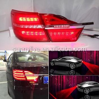 Bw Pour Buy Laser aurion Rouge Led 2015 Année Lampe Arrière Arrière Camry Toyota Brouillard camry Feu Arrière Couleur n0wvmN8O