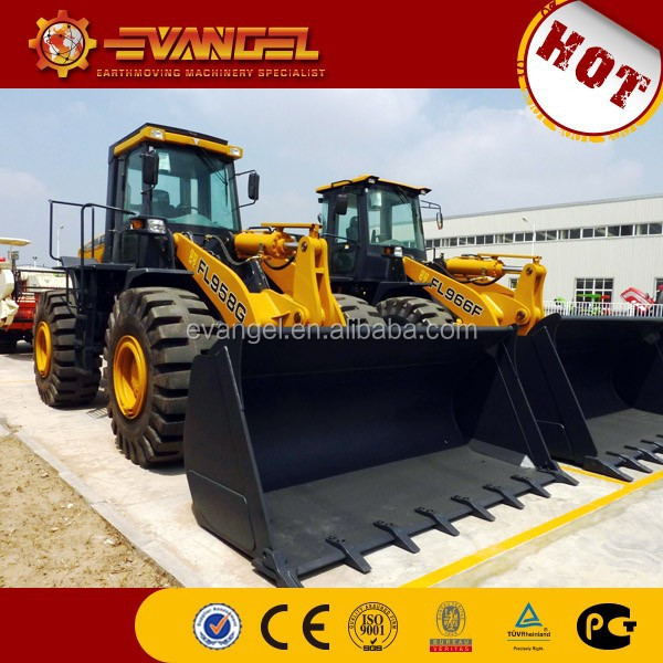New Foton Lovol FL958G wheel loader price