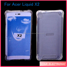 [Soar]Shockproof Matte Pudding TPU Gel Phone Cover Case For Acer Liquid X2 Silicone Cover