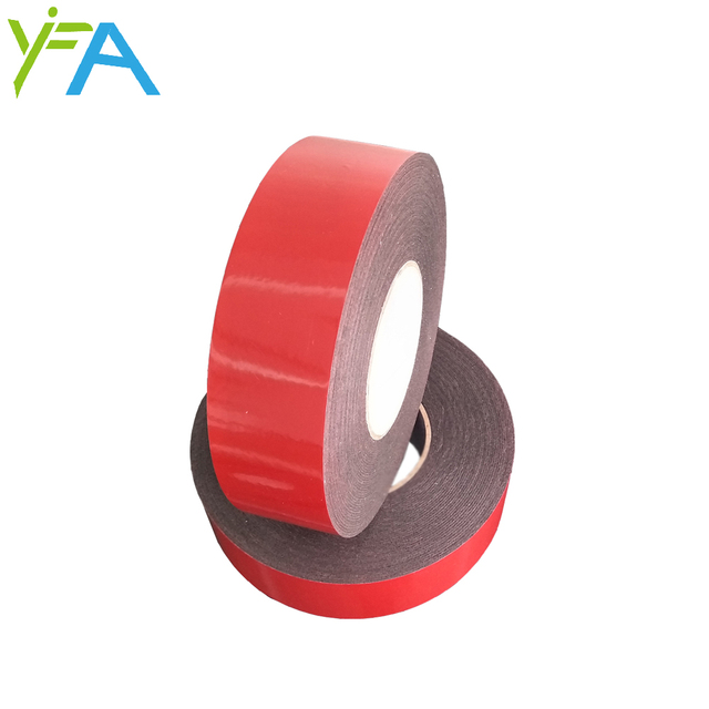 1mm 2mm 3mm 5mm Double Sided Waterproof PE Foam Tape
