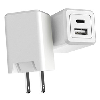 USB C mobile phone wall charger 2.1A typec fast charging adapter type c travel charger