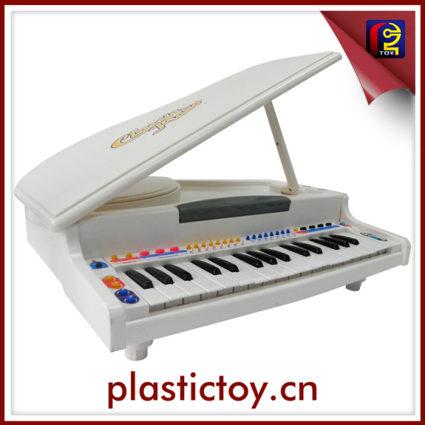 32 keys white electronic piano Multifunction Electronic organ toy MEH123778