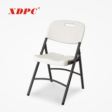 china wholesale cheap selling new white plastic outside folding used wedding hall party banquet event chair for sale