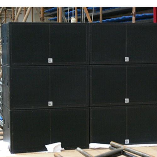 Wood Speaker Cabinet + Dual 18 Inch Subwoofer - Buy 18 Inch ...