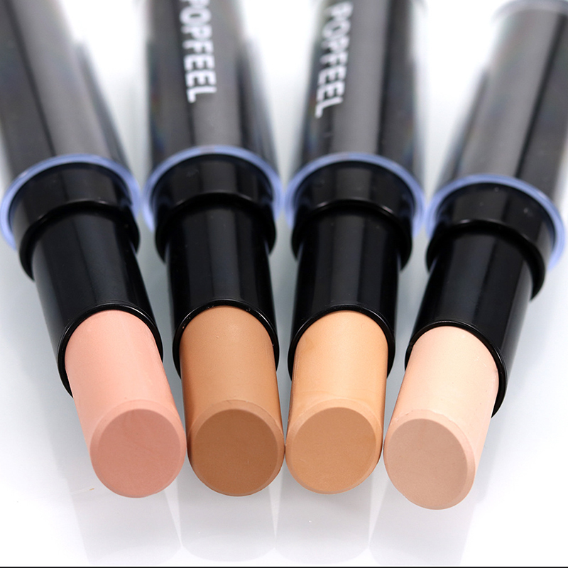 OEM cosmetics 4 colors skin cover private label make up concealer