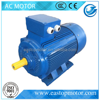 CE Approved Y3 5 hp electric motor for Metallurgy with Insulation F