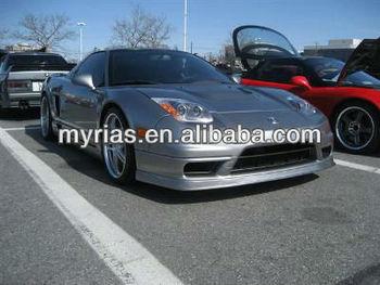 Nsx (02'~05') Jp-style Pu Car Bodykit