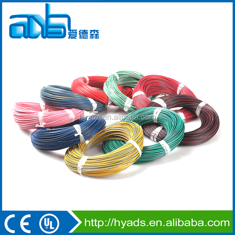 FLR2X-B pvc insulated automotive electrical wire