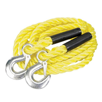Heavy duty 1.5-5 tons polypropylene kinetic car tow rope