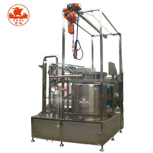 Fruit And Vegetable Vacuum Frying Machinery
