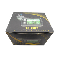 High quality Tomahawk TZ9010 two way car alarm system with engine start and lcd car alarm