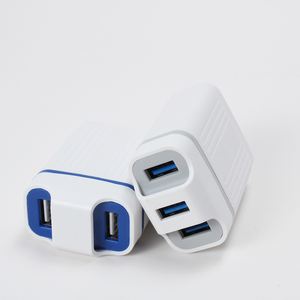new product 5V 3A single 3 USB wall travel Charger Adapter Portable INDIA Plug MP3 MP4 mobile phone Charger