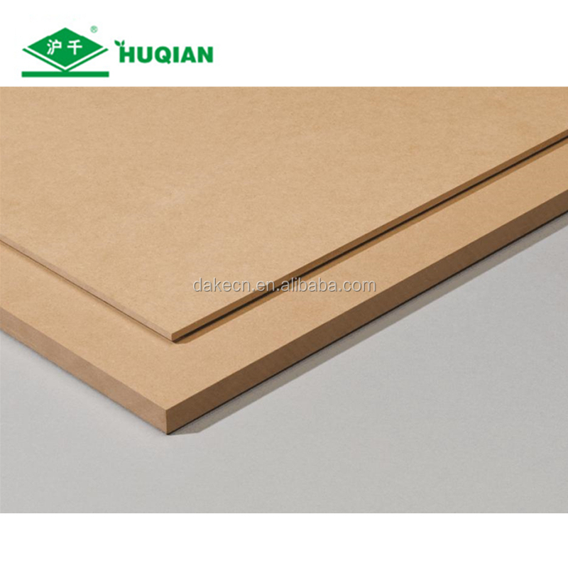 High density raw mdf of wholesale mdf prices