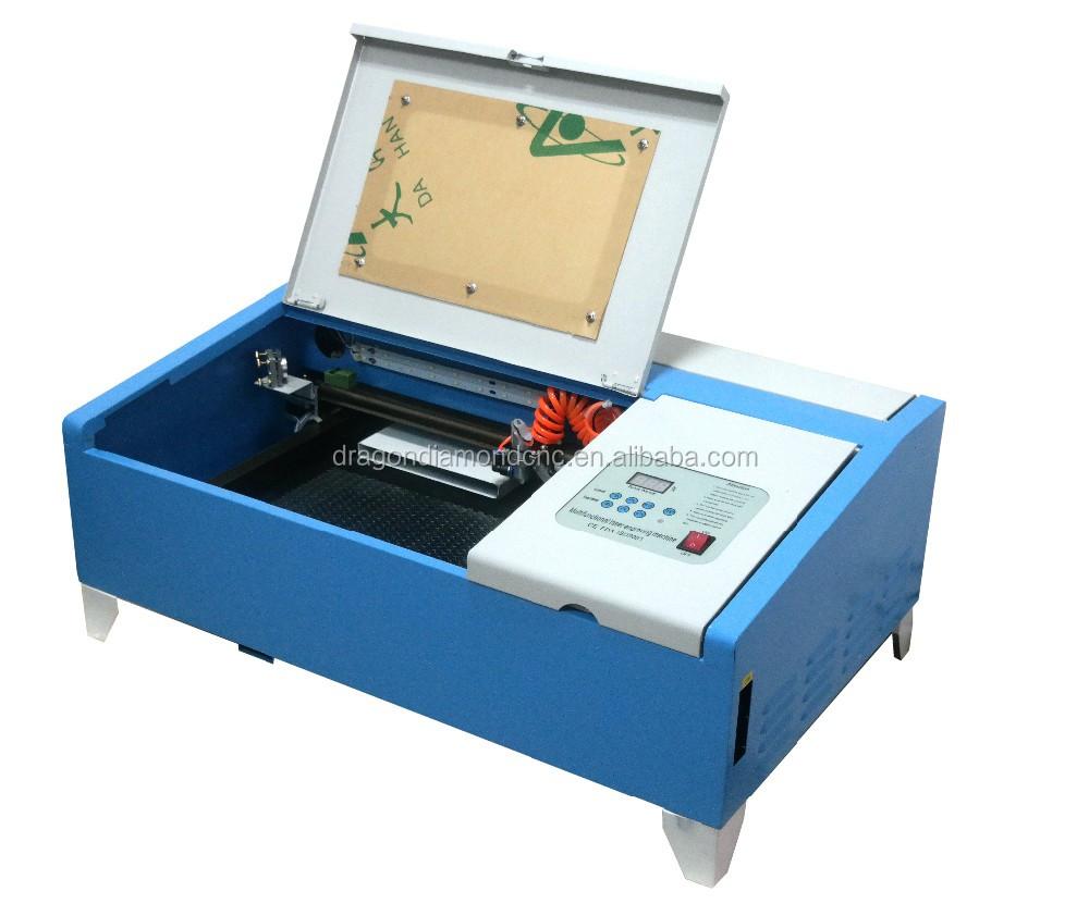 mini laser engraving cutting machine