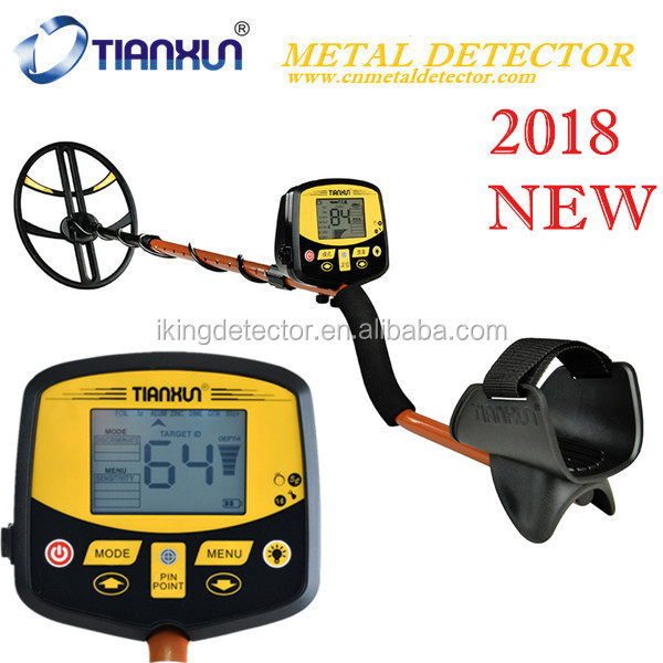 2018 New Discover Pro metal detector gold metal detector