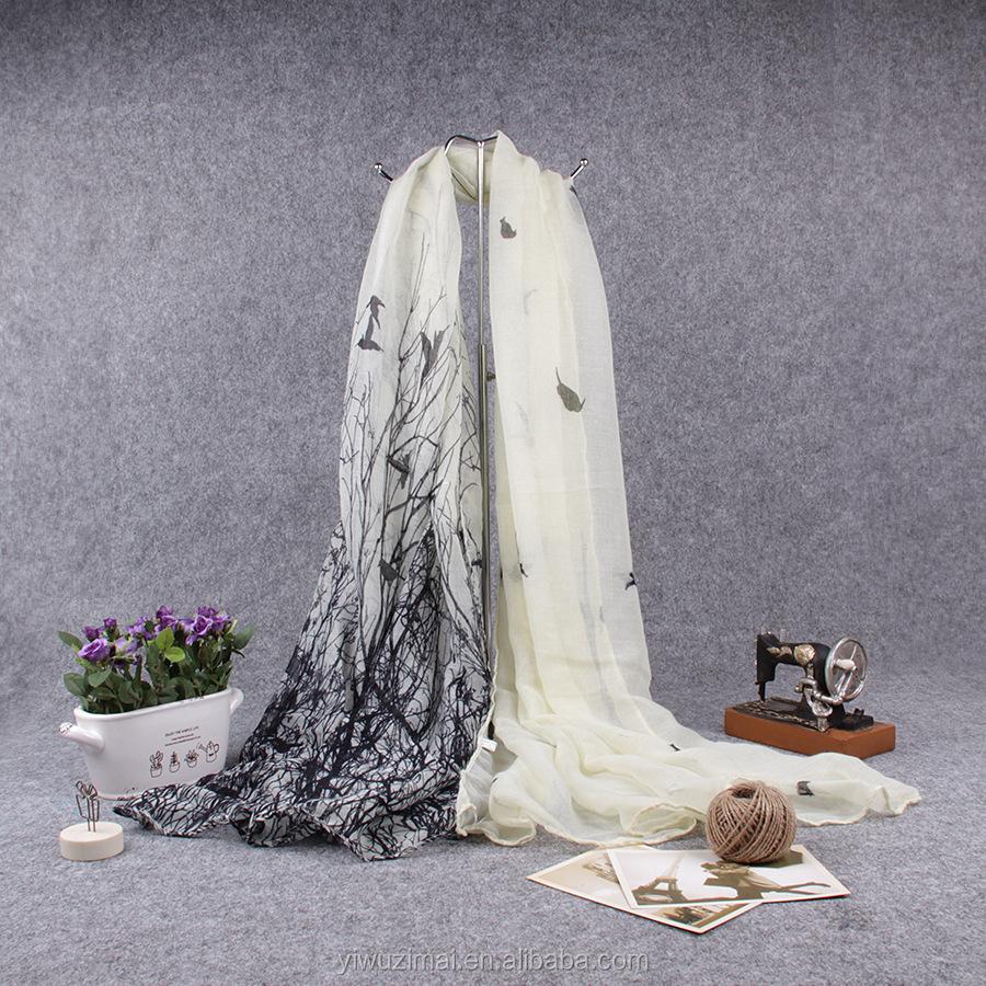neue frauen lange mode soft seidenchiffon schal wickeln schal schals wraps andere schale und. Black Bedroom Furniture Sets. Home Design Ideas