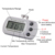 small size digital thermometer for refrigerator/freezer DTH-94