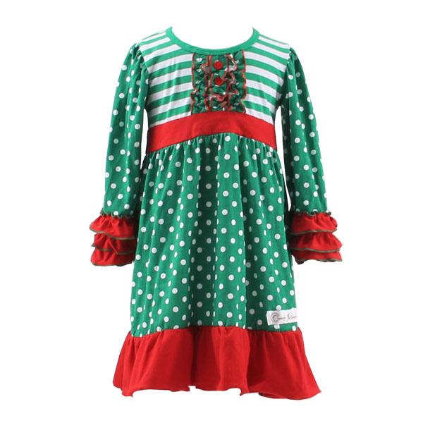 Latest Design Xmas Babies Dresses Winter Indian Baby Dress Designs ...