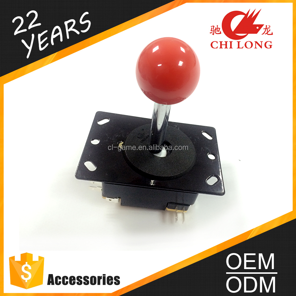 south Afica style joystick for acaede machine,crane machine game machine joystick