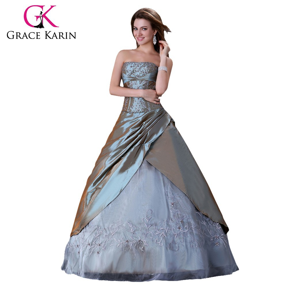 Sexy grey wedding dress bridal gown stock cl4522 buy sexy white sexy grey wedding dress bridal gown stock cl4522 buy sexy white wedding gowns2015 new arrival wedding dressgrace karin wedding dress product on alibaba junglespirit Images