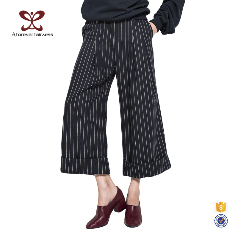 2016 Ladies Fashion Trousers Design,New Style Trousers,Female rousers