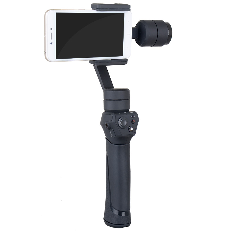 2017 hot smartphone gimbal 3 motor handheld cell phone gimbal stabilizer V1S
