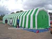 green white outdoor events inflatable tent