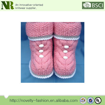 b62c36d084647 Winter Warm Baby Shoes,Wool Knitted Baby Boots,Baby Crochet Shoes - Buy  Winter Warm Wool Baby Shoes,Wool Knitted Baby Boots,Baby Crochet Shoes  Product ...