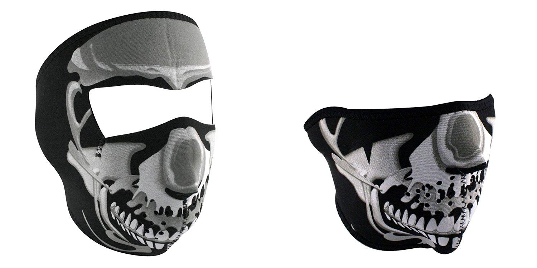 One Size Alien Chrome Mask 39334